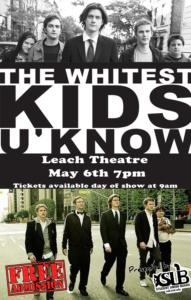whitest kids u'know