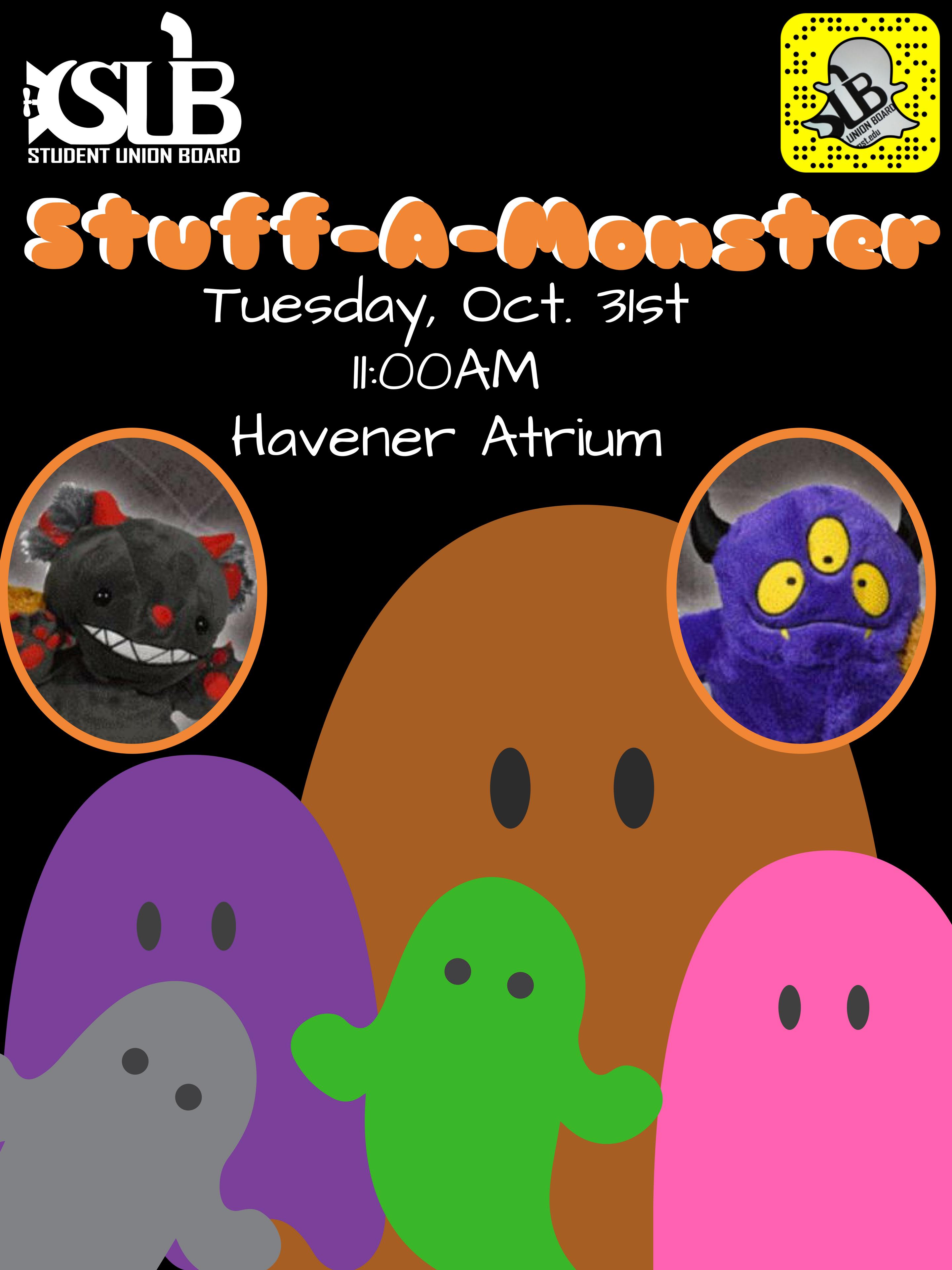 Stuff-A-Monster